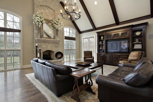 Interior design arredamenti unici e prestigiosi best for Arredamento case di lusso interior design